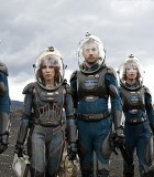 Prometheus cast