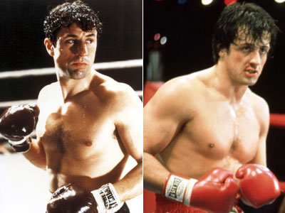 Robert DeNiro vs. Sylvester Stallone